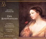Richard Strauss: Der Rosenkavalier [CD]
