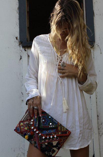 Boho dress #beautifull