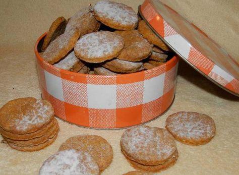 Mrkvové sušenky od Romči.