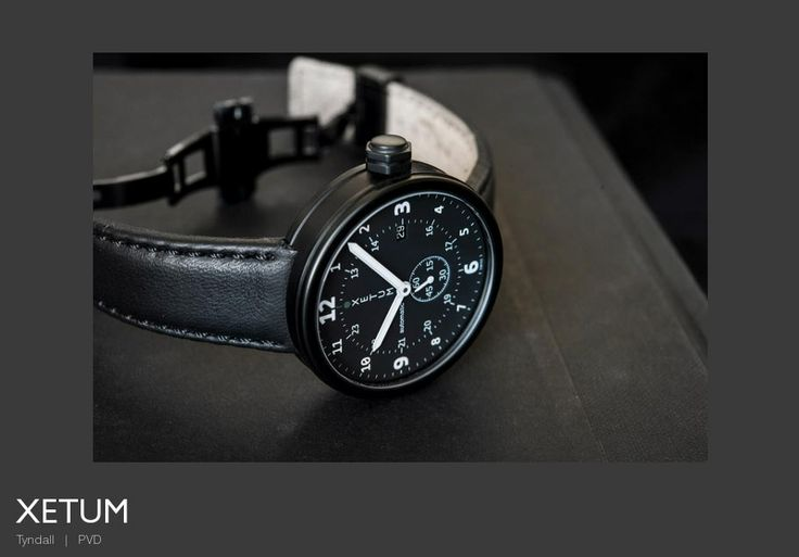Xetum timepiece photo gallery