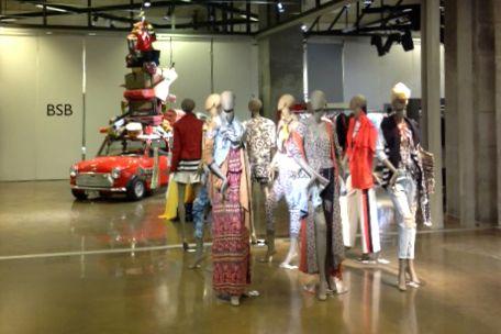 BSB Fashion s/s 16 showroom