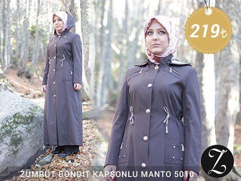 Zümrüt Bondit Kapşonlu Manto 5010 Fiyat, soru ve siparişleriniz için bizi arayabilir veya Whatsapp üzerinden iletişime geçebilirsiniz : 0 545 675 16 16 #moda #kaban #manto #sonbahar #pardesü #hijab #tesettür #kapalıgiyim #tesettürgiyim #fashion #hijabfashion #trend #kombin #kaşe #tesettürmoda #deri #style #stil #bursa #çarşı #yenisezon #tesettürtrend #türban #tunik #eşarp #başörtüsü #kampanya #indirim #fallwinter #ferace