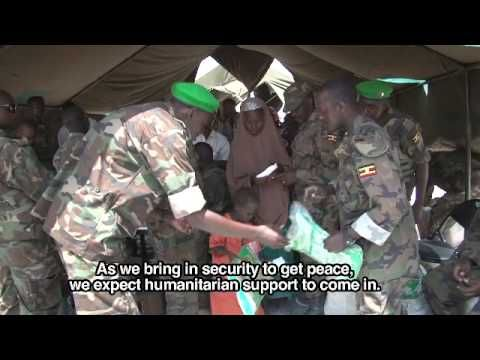 AMISOM Frontline: Marka Advance - The AMISOM Frontline series tells the story of African Union troops as they undertake a stabilization mission in Somalia. These films depict the range of challenges faced by the AMISOM soldiers on a daily basis, and covey the message that this mission is a much more diverse undertaking than many understand it to be.