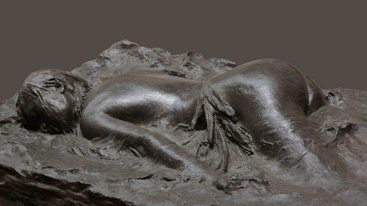 Moema - escultura de Rodolfo Bernardelli