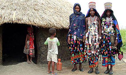 африканские племена - Поиск в Google