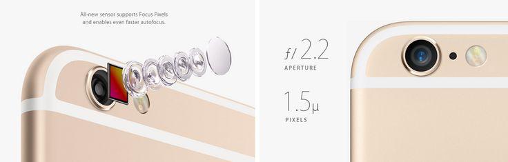 På Apples event igår (den 9e September) blev det ett riktigt lanseringsfyrverkeri! Självklart presenterades den nya iPhone 6 bland alla nyheter. #iphone6 #iphone6plus #iphone #ios8