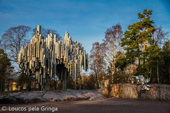 Sibellius, Helsinque, Finlândia