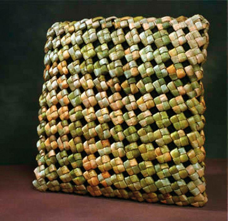 Windmill knot cushion £155.00