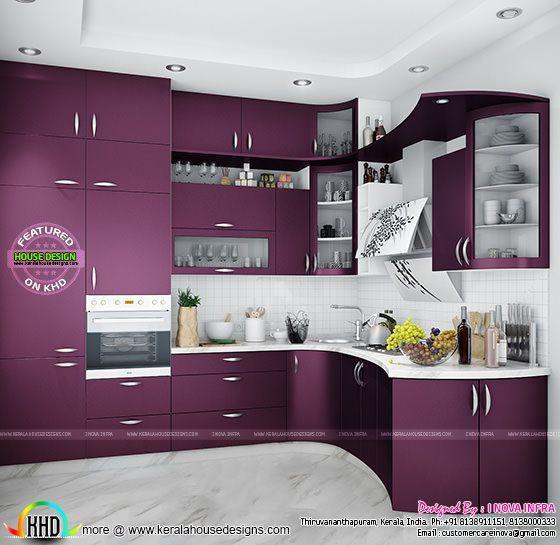 62 Best Modular Kitchen India Images On Pinterest