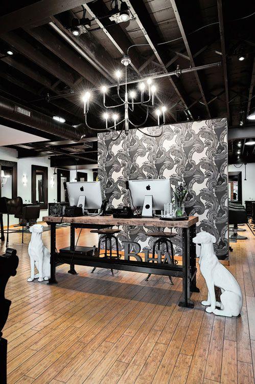 second runner up bespoke hair artisans awards u0026 contests salon today - Salon Reception Desk