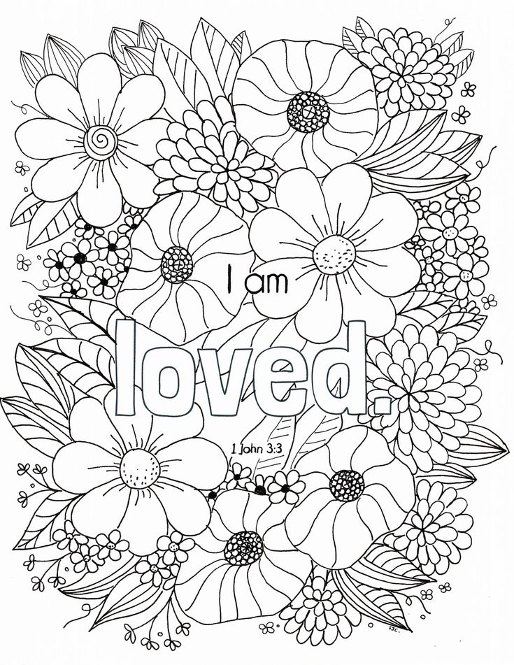 201 best Christian Coloring Pages & Faith Coloring Books for ...