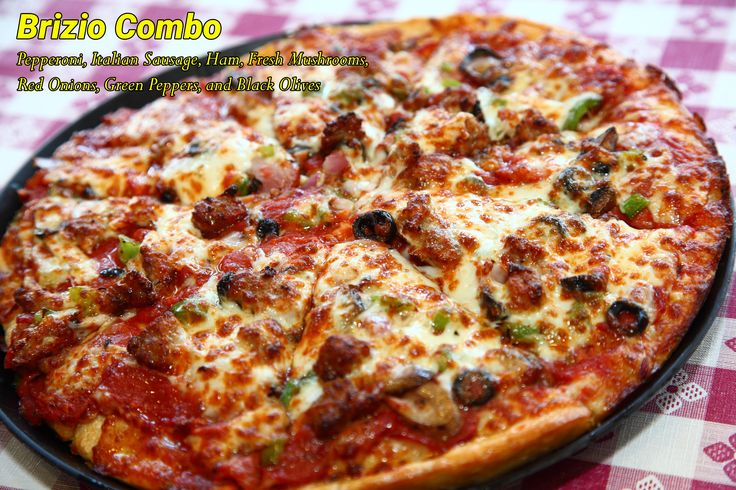 Tasty Cheese Pizza from Brizio	Pepperoni, Salami, Italian Sausage, Grilled Chicken, Canadian Bacon (Ham), Bacon, Ground Beef, Anchovies, Green Peppers, Black Olives, Pineapple, Fresh Roma Tomatoes, Red Onions, Fresh Mushroom, Fresh Basil, Fresh Garlic, Jalapenos, Extra Cheese	#pizza near me, #pizza delivery near me, #pizza delivery lake forest, #pizza delivery in lake forest, #pizza delivery in lake forest california, #pizza delivery in lake forest ca, #24 hour pizza delivery lake forest…