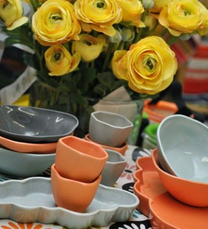 Cute ceramics from Have You Met Miss Jones at Bliss Garden and Giftware