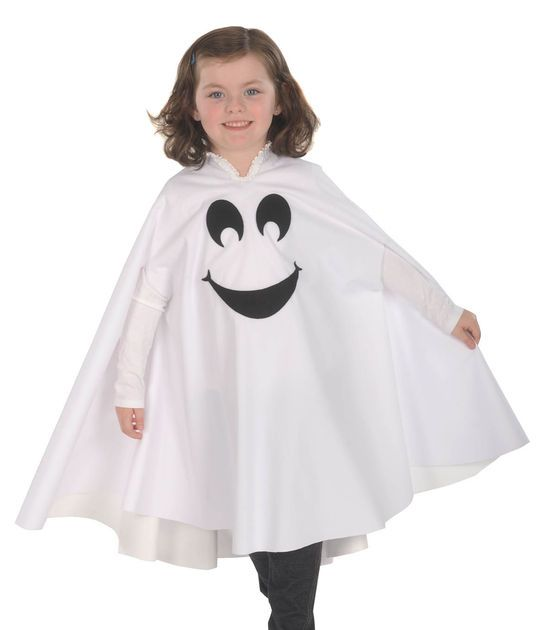 Stay Dry Ghost Costume | Easy Kids Costume Ideas from @joannstores