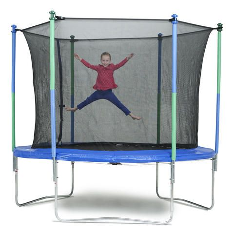 Trampoline with Enclosure Combo - 10ft.