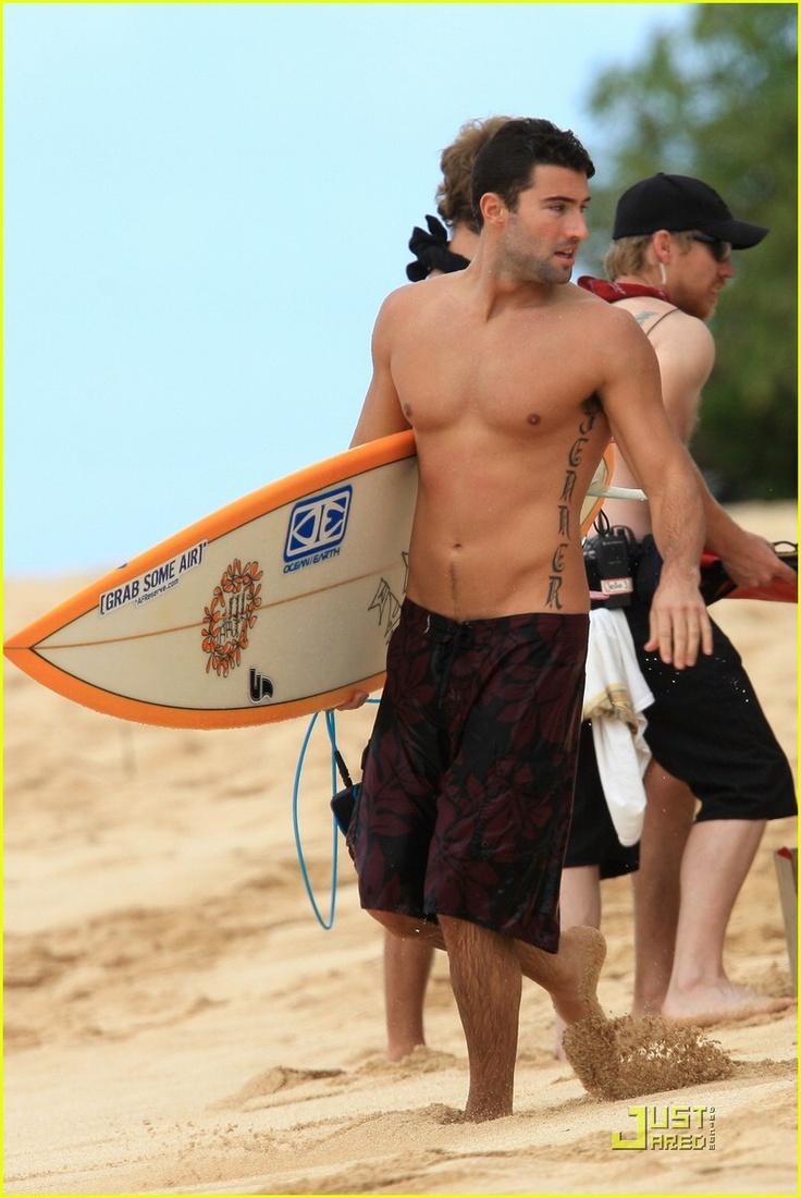 Brody Jenner Hairy