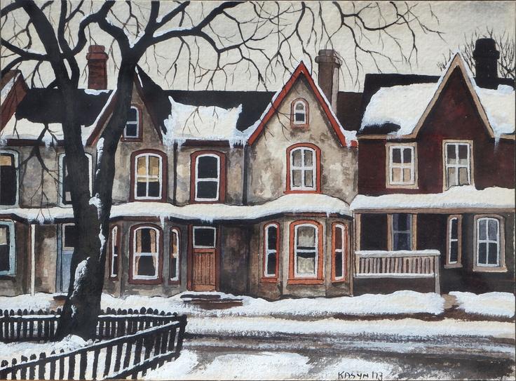 John Kasyn - Montague St