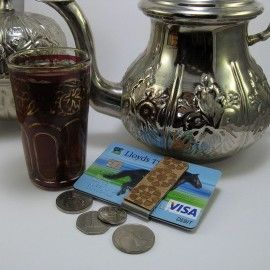 Tioute pinza para billetes #moneyclip #difondere