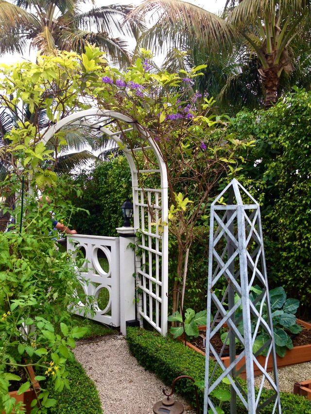 Las 25 mejores ideas sobre arcos de jard n en pinterest y for Arco decorativo jardin
