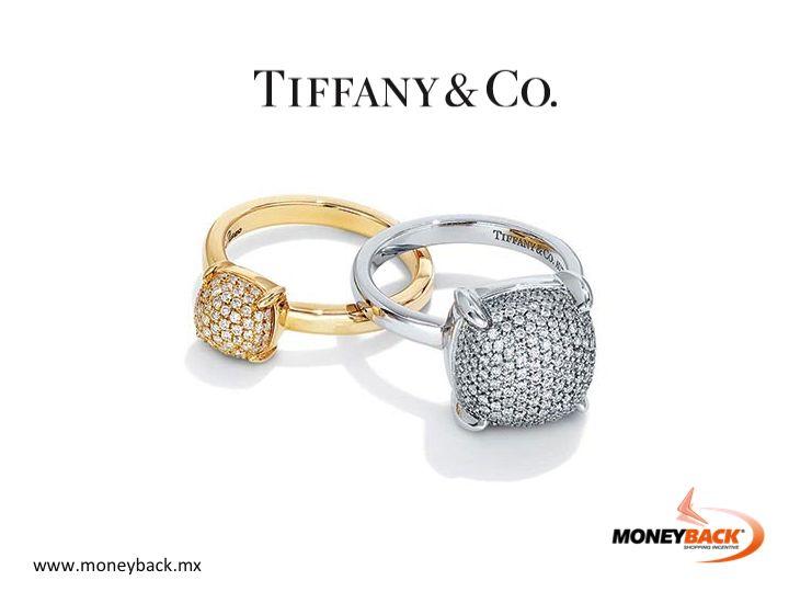 La marca Tiffany & Company es conocida por su joyería de diamantes de lujo, y en especial para sus anillos de compromiso. En la Ciudad de México puedes encontrar Tiffany & Co. En Mazaryk Polanco, guarda tu ticket de compra y obtén un reembolso de impuestos para turistas extranjeros! #Tiffany