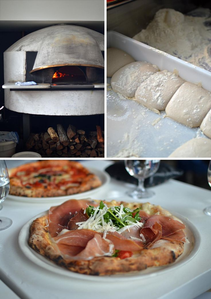 Prosciutto pizza at Da Orazio Pizza & Porchetta | heneedsfood.com