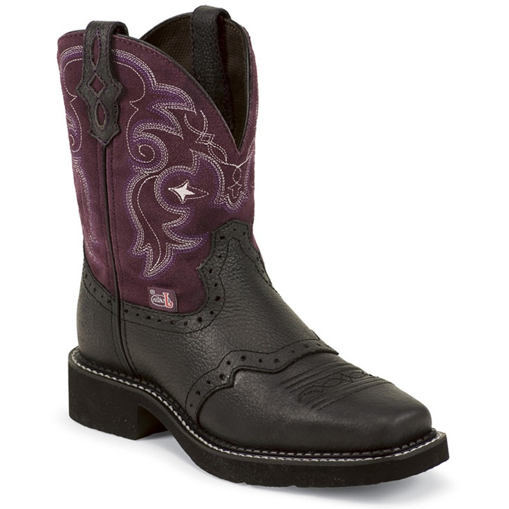 Justin Women S 8 Quot Gypsy Square Toe Western Boots Foot