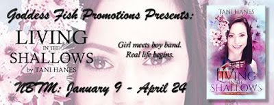 #Newblogpost - Come check out Living in the Shallows by @TaniHanes - Book Tour - Guest Post - #giveaway @Goddessfish  Fabulous and Brunette: Living in the Shallows by Tani Hanes - Book Tour -...