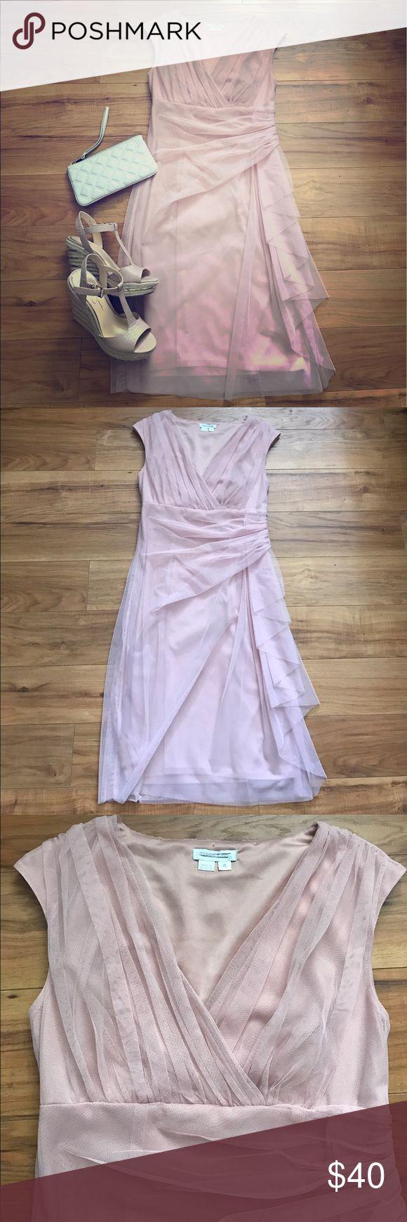Best 25 dusty pink dresses ideas on pinterest for Pre worn wedding dresses