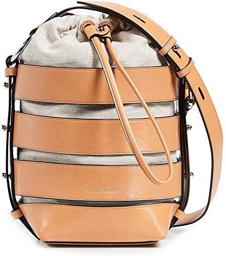 Buy Rebecca Minkoff Women's Cage Convertible Bucket Bag online