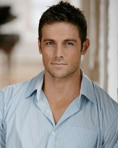 Dylan Bruce from Orphan Black.