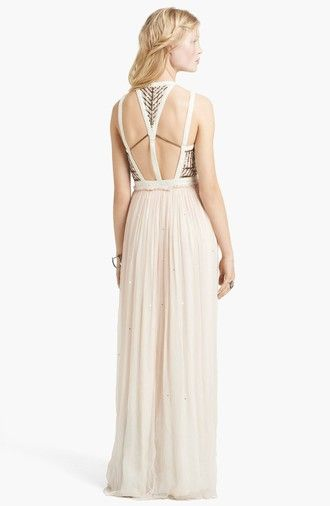 dress boho prom free people prom embellished pretty long prom dress pll ice ball hairstyles hipster wedding