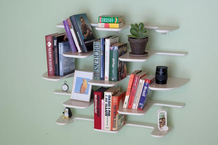 Fleimio Cone wall shelf @ woont.com