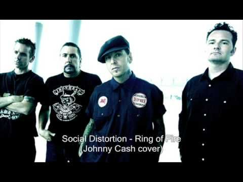 Social Distortion - Ring of Fire (Johnny Cash cover)  Love to hear this in spin, it just keeps you pedaling harder.
