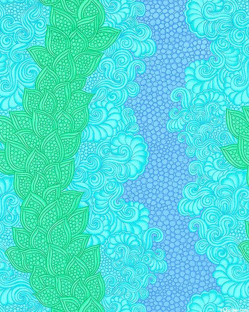 119 best images about tonals blenders on pinterest for Rainbow fish fabric