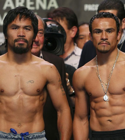 Pacquiao and Marquez to meet for the 4th time in Vegas