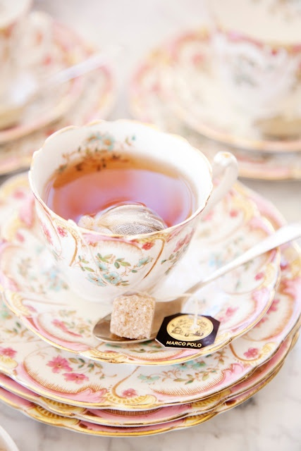 Lovely Cup of Tea
