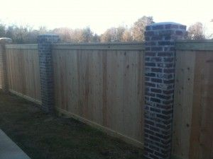 1000 Ideas About Concrete Fence Posts On Pinterest