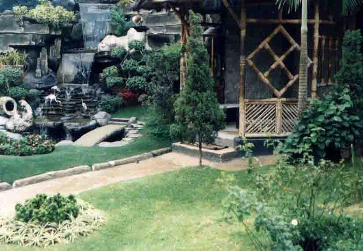 Taman Cantik Untuk Rumah Minimalis Jual Batu Alam