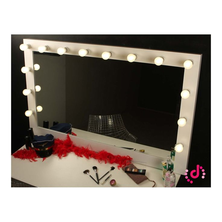 M s de 25 ideas incre bles sobre espejo maquillaje en - Luces de camerino ...