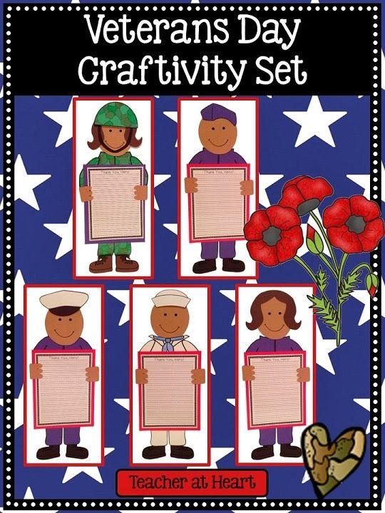 Veterans Day Kids Craft