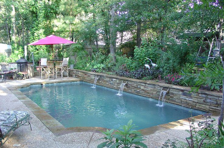 beach entry swimming pool designs | Pool Design New Pool Construction Pool Equipment Installation Pool ...