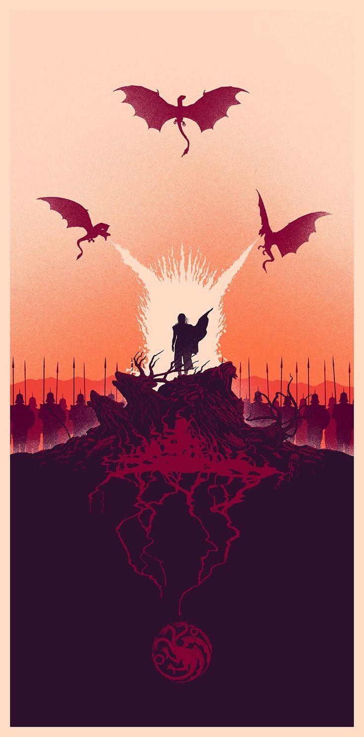 Game of Thrones - Daenerys Targaryen by Marko Manev *