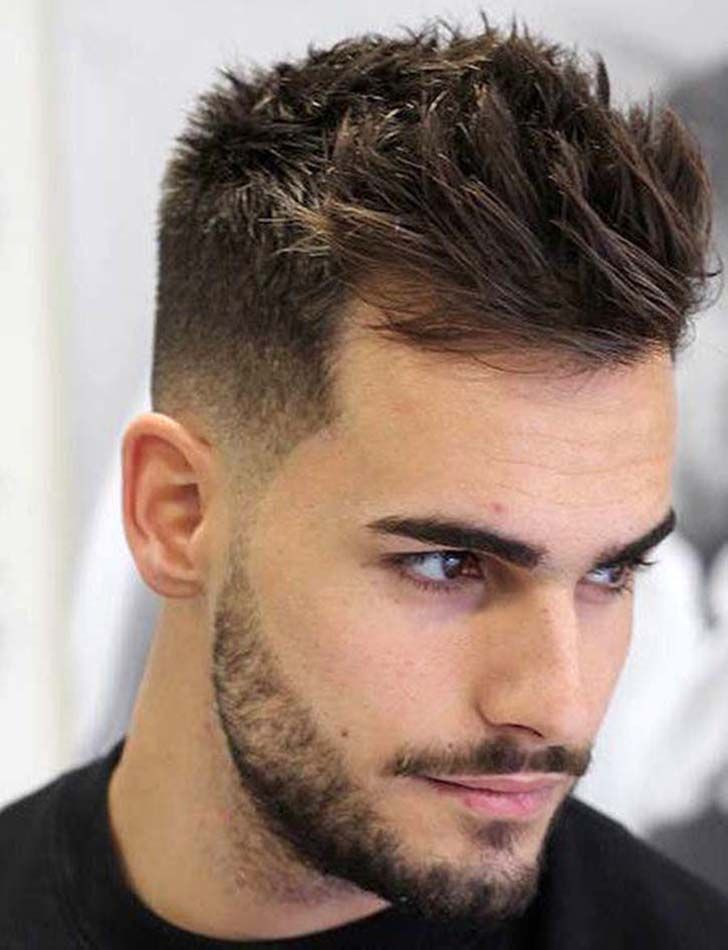 Top Mens Hairstyles Gorgeous 11 Best Mens Short Hairstyles Images On Pinterest  Man's Hairstyle