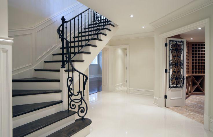 treppenstufen holz auf metall kleben. Black Bedroom Furniture Sets. Home Design Ideas