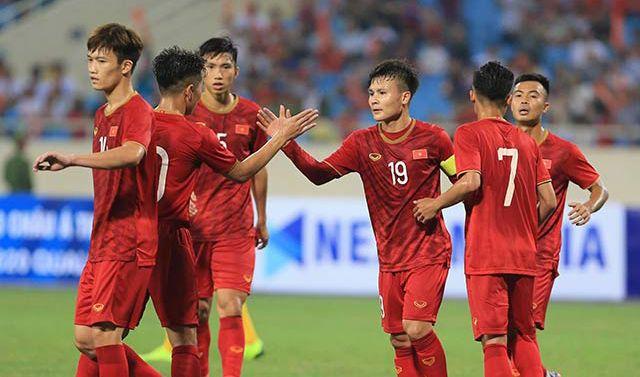 U23vietnam U23chaua Bongda Bongdafast Vietnam Lake View Soccer