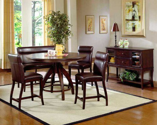 Shop For The Hillsdale Nottingham Counter Height Dining Table At Johnny Janosik