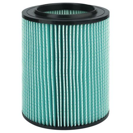 5-Layer Hepa Filter For Wet/Dry Vacuums, For 5-20 Gallon Wet/Dry Vacuums, Multicolor