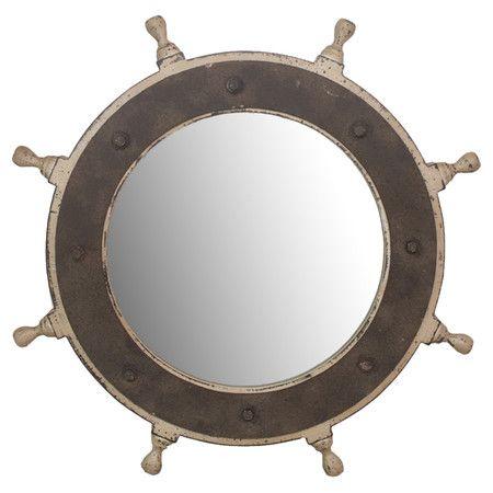 Nautical Wall Mirror 25+ best nautical wall mirrors ideas on pinterest | coastal