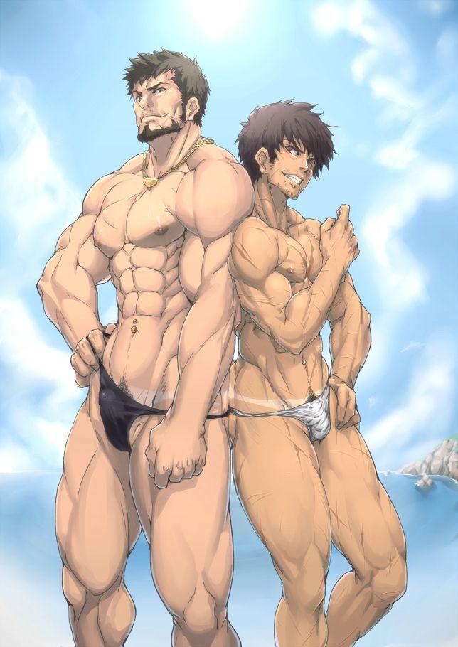 nude-men-manga