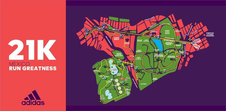 adidas anunció hoy la ruta de su 21K que se llevará a cabo este domingo en la Ciudad de de México. El medio maratón adidas es una carrera que en pocos años se ha colocado como una de las favoritas de los capitalinos. Se espera la participación de 8 mil corredores, la salida y meta […]